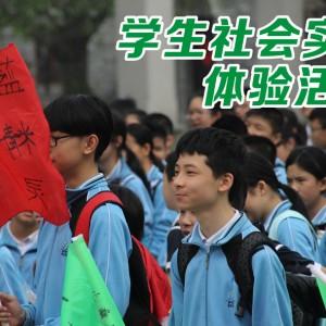 学生社会实践体验活动