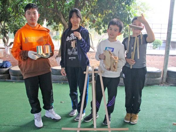 2021年冬令营木工实践课程